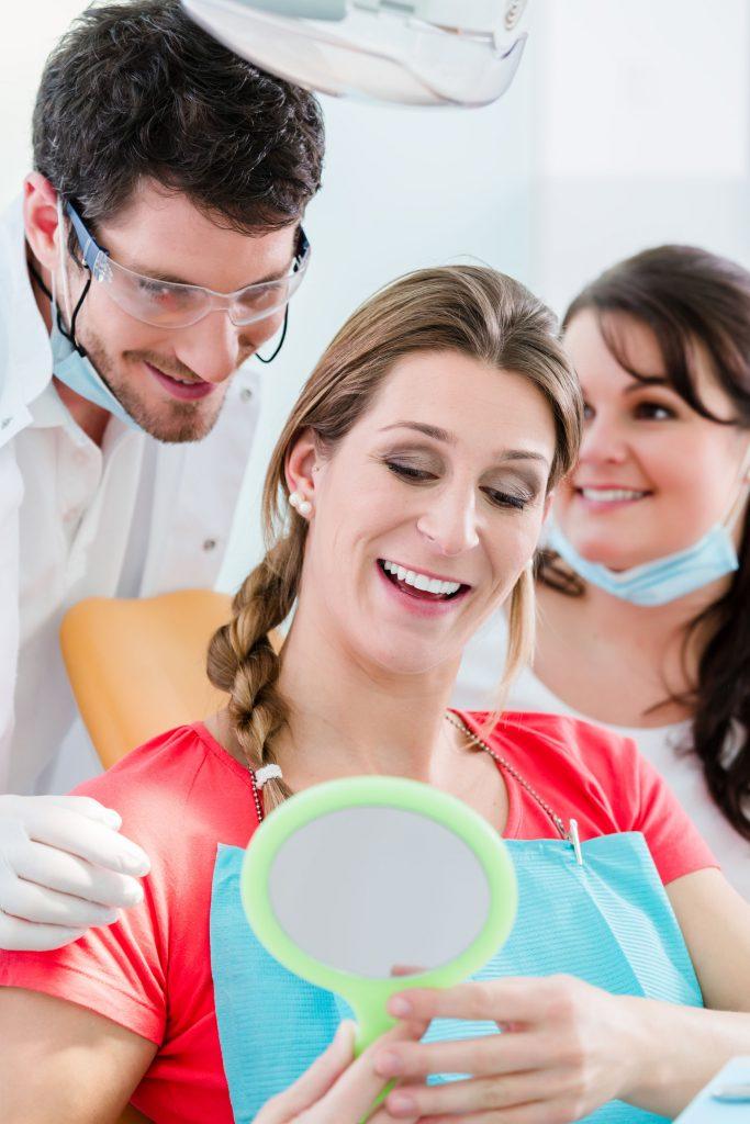 dental bonding options