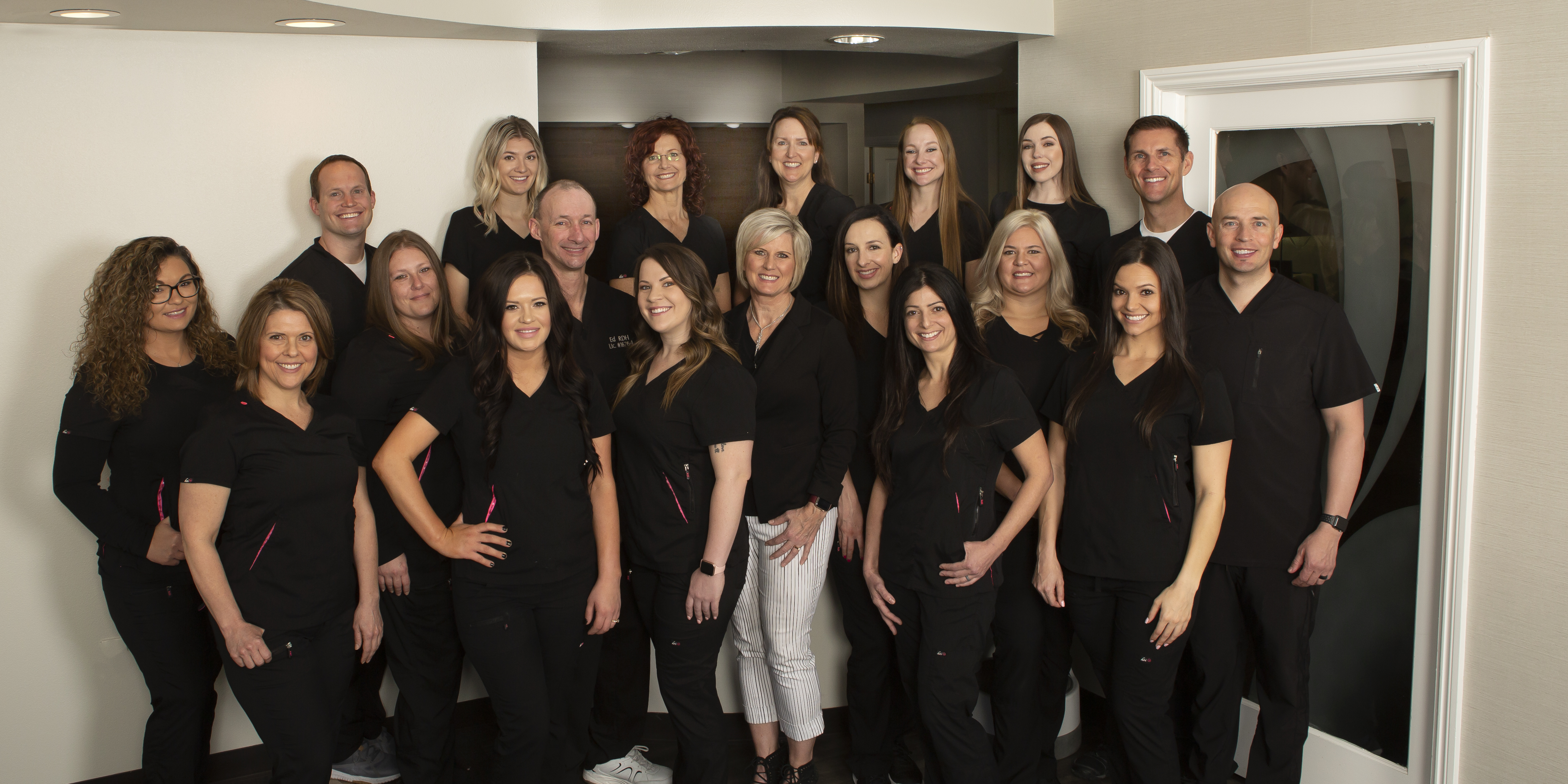 The Dental Staff at Hammond & Proctor Family Dentistry